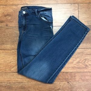 Reitmans distressed jeans